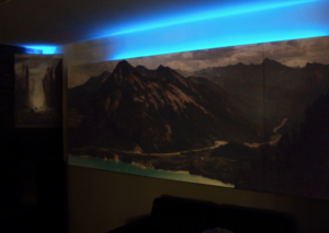 Daniel – Sound absorbers with LED ambient lighting